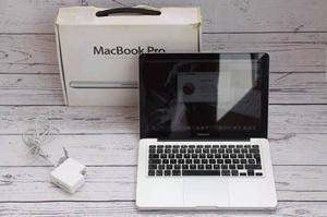 Macbook Pro 13 Core I5 Turbo Boost / 4gb Ram 500gb Dd