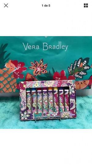 Marcadores Vera Bradley