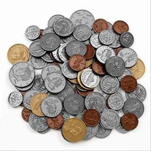 Recursos De Aprendizaje - Moneda Juego De Monedas -