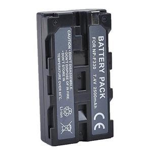 Reemplazo De La Batería De La Videocámara Sony Np-f330