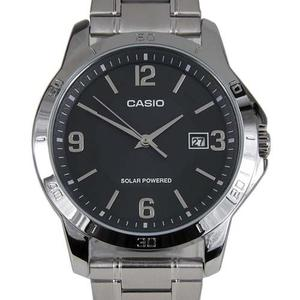 Reloj Casio Hombre Acero Mtp-vs02d 100% Original Envio Gtis