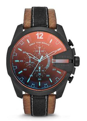 Reloj Diesel Mega Chief Cronógrafo Hombre Dz