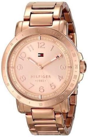 Reloj Tommy Hilfiger  Acero Oro Rosa Mujer