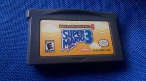 Super Mario Bros 3 Game Boy Advance