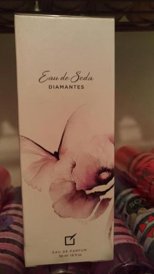 perfume eau de seda de diamantes