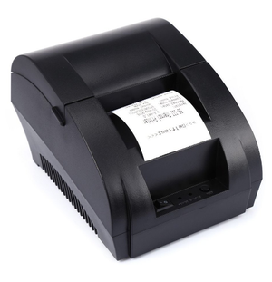 Impresora Térmica Pos 58mm Alta Velocidad Garantía Rollo