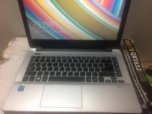 acer aspire v3 core i5 tactil, una tera de disco y 4gb de