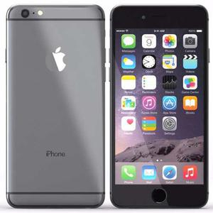 Apple Iphone 6s Plus Gray Refurbish 16gb Cam 12mp L Huellas