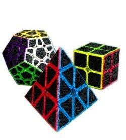Cubos Rubik Zcube Megaminx+ Pyraminx +2x2 + Obsequio