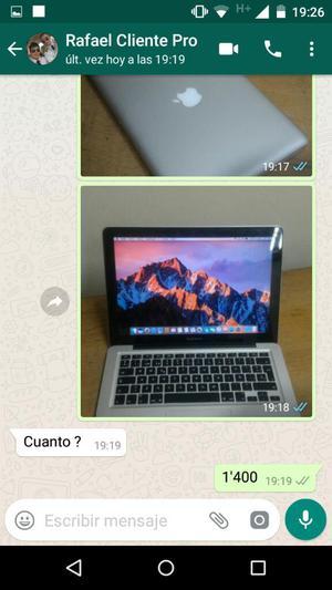 Excelente Macbook Pro
