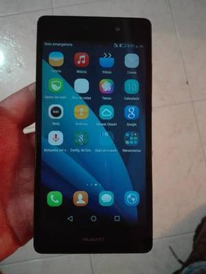 Huawei P8 Lite Negro Totalmente Funcional Original