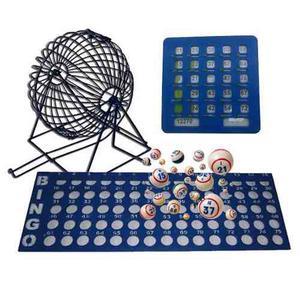 Juego De Bingo Para Negocio 30 Tablas Plásticas Profesional