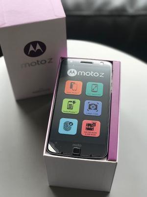 Motorola Moto Z 64 Gb 4 Ram Con Moto Mods
