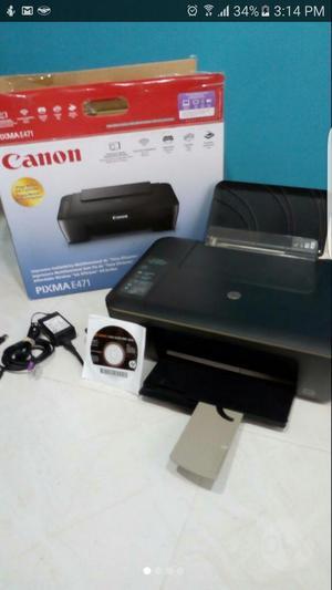 Vendo Impresora Hp Deskjet