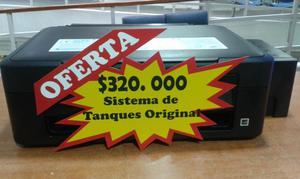 impresora epson multifuncional l210
