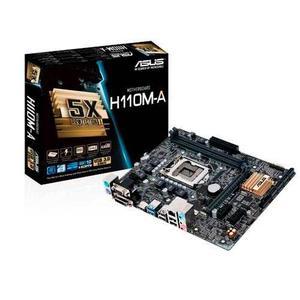 Board Asus H110m-a Lga  Intel