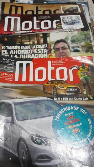 Colección Revista Motor 19