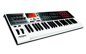 Controlador Midi M Audio Axiom Air 49