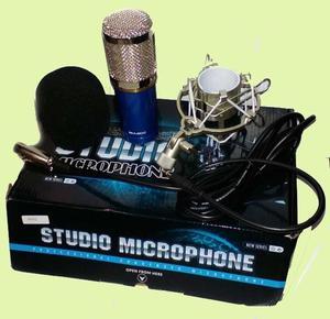 Ganga Kit micrófono condensador profesional b800