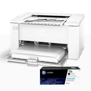 Hp Impresora Laser Pro M102w Monocromática Wifi