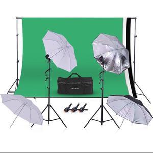 Kit de Iluminacion Estudio Fotografico