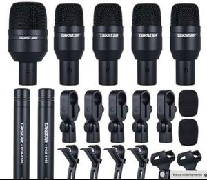 Kit de Microfono para Bateria. Nuevo