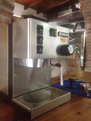 Maquina De Café Rancilio Mod. Silvia.....
