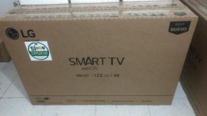 Nuevo Tv Smart Lg 49 Pulgadas