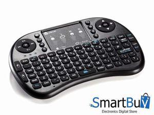 Oferta Mini Teclado Touchpad Inalámbrico Android, Smart Tv,