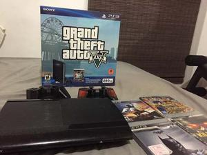 Ps3 Súper Slim 250 Gb