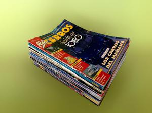 Revista Alo Carros Colección Completa 30 Ejemplares