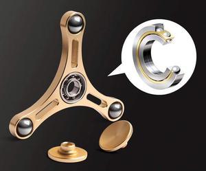 Spinner Metálico Profesional De Gran Rotación