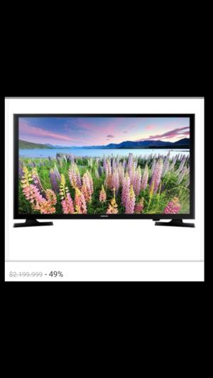 Super oferta TV Led 43 Samsung SMART, Nuevo con