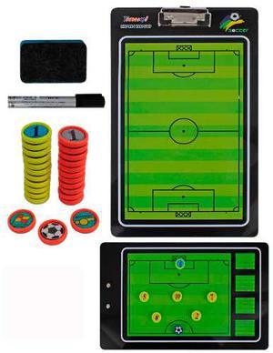 Tabla Estratégica Para Fútbol. Con Envío Gratis