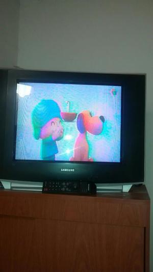 Televisor Samsung de 21 en Santa Librada