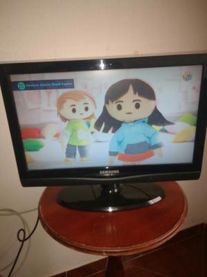 Tv Samsung Led 21 Pulgadas con Control