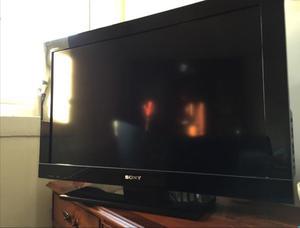 Vendo Televisor Sony Bravia de 32