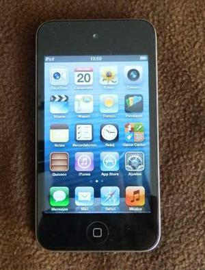 iPod Touch 4g 8gb Excelente Funcional