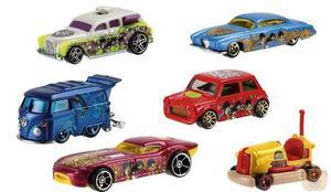 Colección Completa Hot Wheels The Beatles