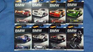 Hot Wheels Colección Completa Bmw 100 Aniversario 8 De 8