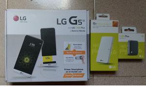 Accesorios de LG G5 nuevos en su estuche original sin usar