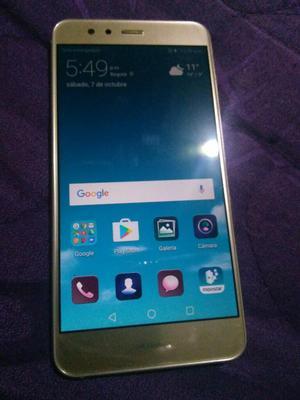 Huawei P Dias de Uso Color Dorado
