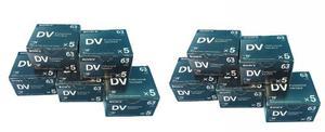 Sony Mini Dv Professional Video Cassette 10 Cajas X 5u C/u