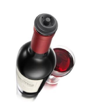 Vacu Vin Wine Saver Tapones De Vacío Juego