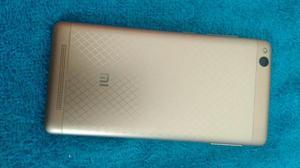 Vendo Xiaomi Redmi 3 Dorado