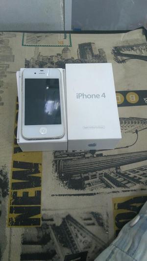 Vendo iPhone 4 Como Nuevo
