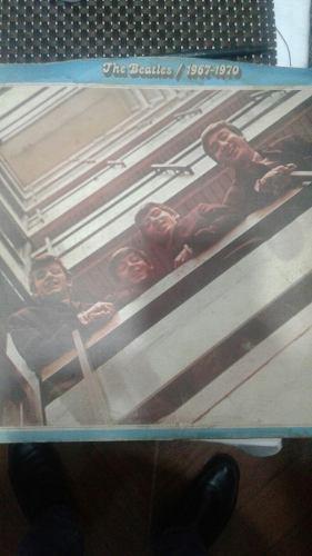 3 Discos Vinilo The Beatles