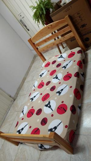 Cama sencilla comprada muebles el cid posot class for Medidas colchon cama sencilla