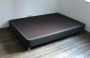 Cama base sommier cama doble