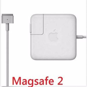 Cargador Adaptador Apple Original Macbook Magsafe2 En T 45w